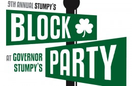 Stumpy's Block Party logo